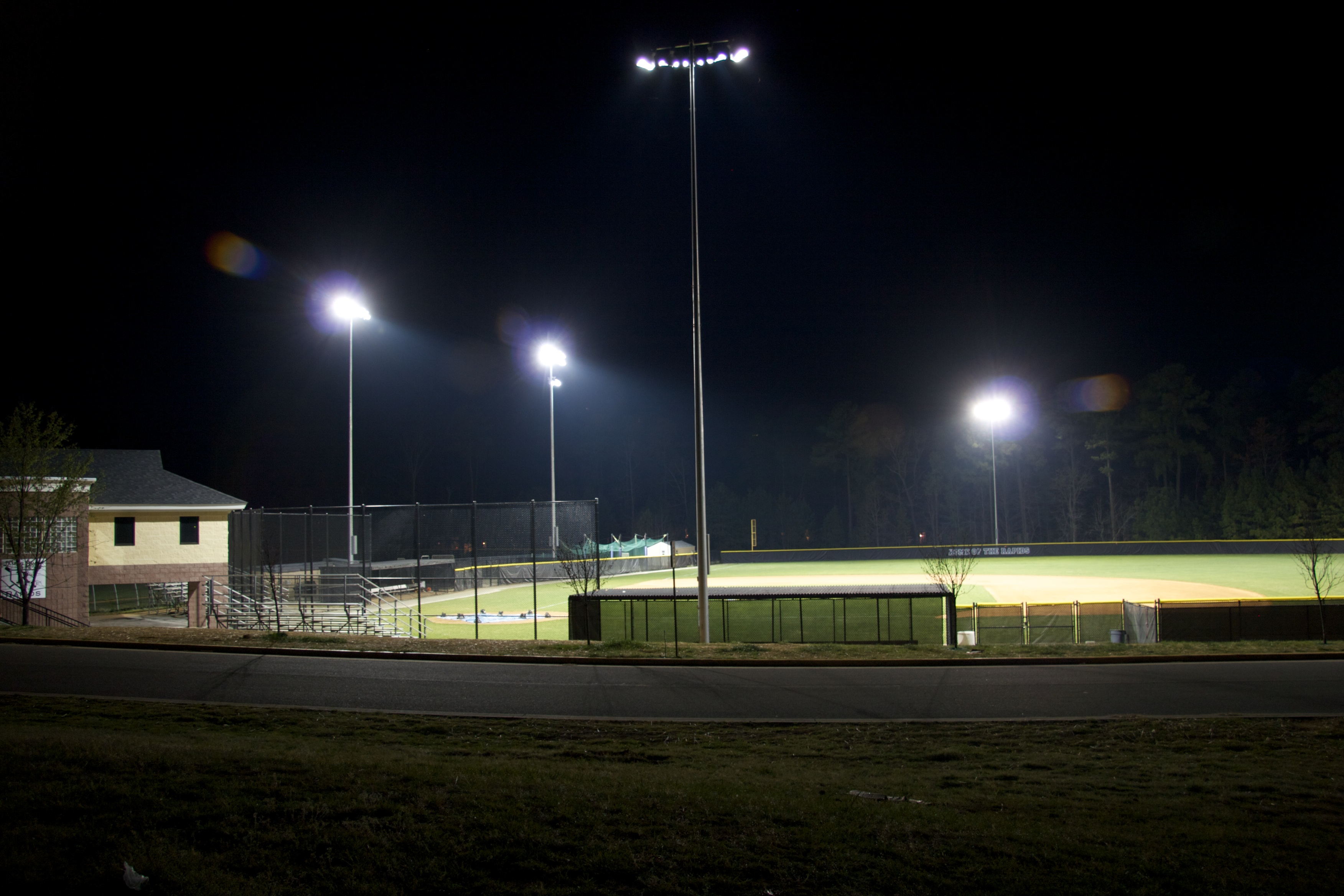 Under the Lights